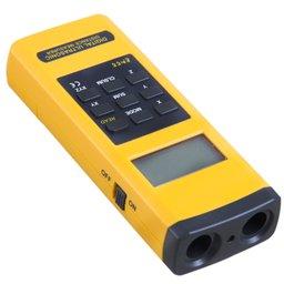 Medidor de Distâncias com Cálculo da Área e do Volume