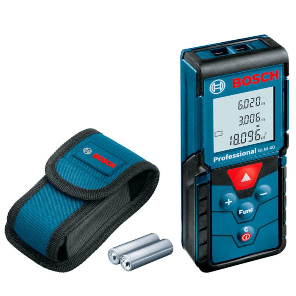 Medidor de Distância a Laser 40 Metros Professional