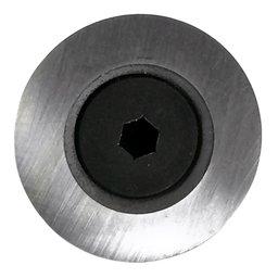 Inserto Circular de Metal para Reposição do Formão MR-20202