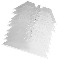 Lâminas para Estilete Trapezoidal com 10 Peças