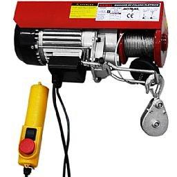 Guincho de Coluna Elétrica Profissional H-A 105 300/600Kg 220V