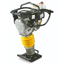 Compactador de Percussão Rental a Gasolina 4T 4HP CS 73
