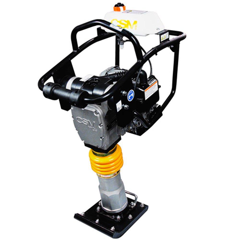 Compactador de Percussão Rental CS55 4T 3HP à Gasolina