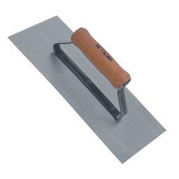 Desempenadeira em Aço Lisa 120 x 300 mm