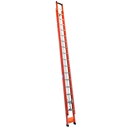 Escada Extensível Vazada em Fibra 29 Degraus 5,10 Metros