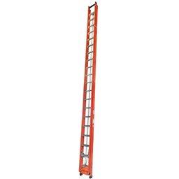 Escada Extensível Rebitada em Fibra 35 Degraus 10,80 Metros