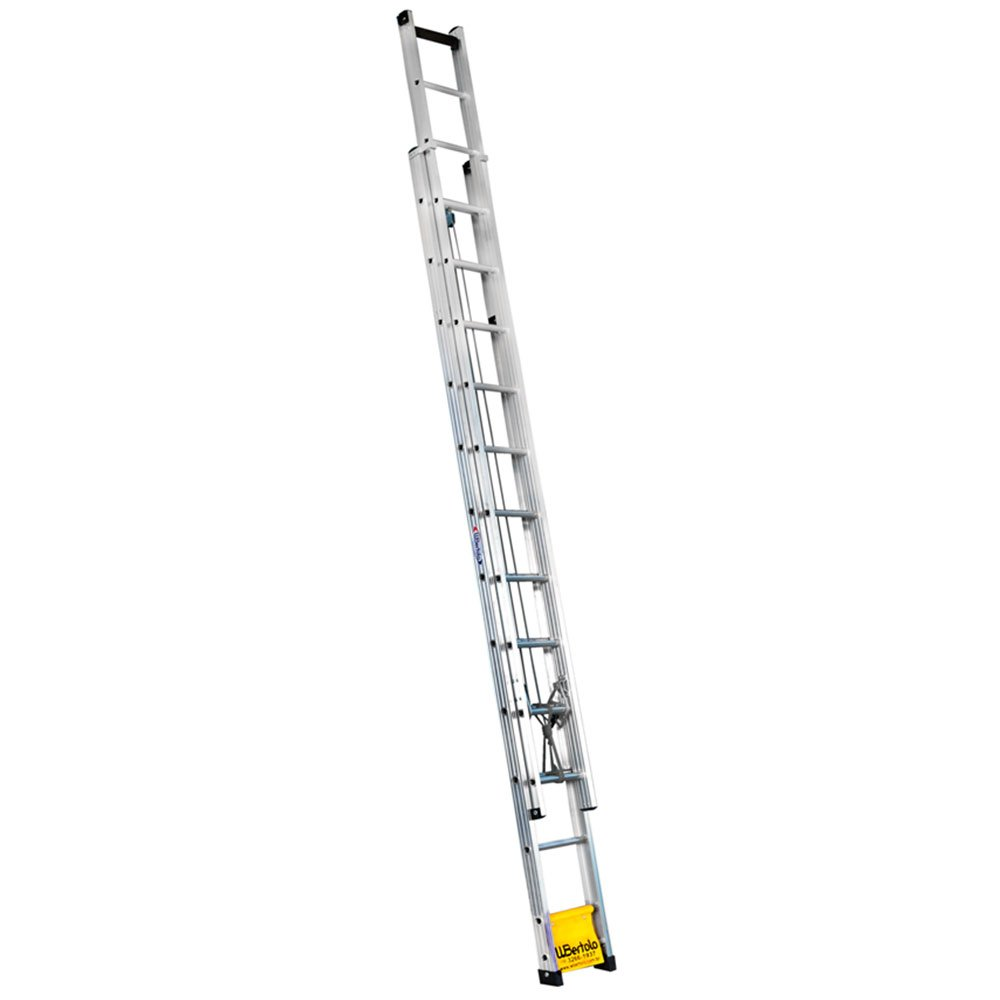 Escada Extensível  Vazada  com 13 Degraus