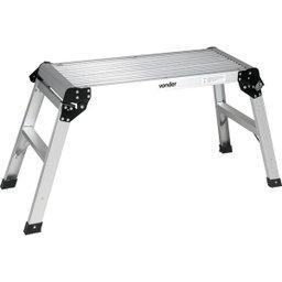 Plataforma de Alumínio Dobrável 150 Kgf