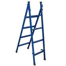 Escada de Aço Extensível 4 Degraus