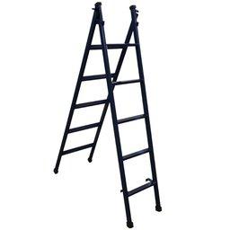 Escada de Aço Extensível 5 Degraus
