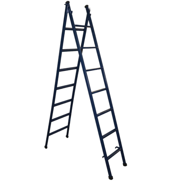 Escada de Aço Extensível 7 Degraus