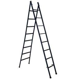 Escada de Aço Extensível 8 Degraus