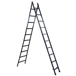 Escada de Aço Extensível 10 Degraus