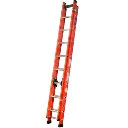 Escada Extensível Vazada 4,20 Metros 13 Degraus Tipo D