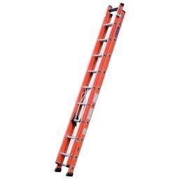 Escada Extensível Vazada 4,80 Metros 15 Degraus Tipo D