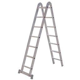 Escada Multifunções 3 em 1 com 7 Degraus