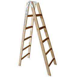 Escada Pintor de 2,90m com 10 Degraus