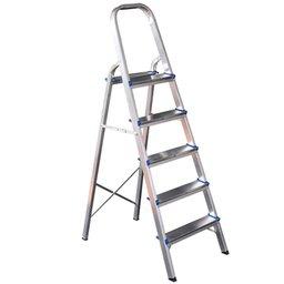 Escada de Alumímio com 05 Degraus