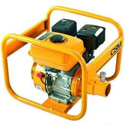 Motor de Acionamento 4T 5,5HP para Vibrador de Imersão com Base Fixa