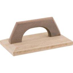 Desempenadeira de madeira 120 mm x 200 mm VONDER