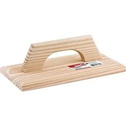 Desempenadeira de madeira 140 mm x 260 mm NOVE54