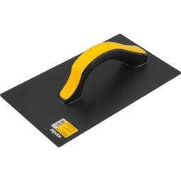 Desempenadeira plástica base estriada 170 mm x 300 mm VONDER