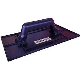 Desempenadeira Lisa de PVC 180 x 300mm