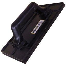 Desempenadeira de PVC com E.V.A. 12 x 22 cm