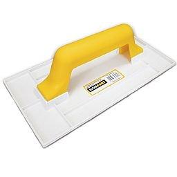 Desempenadeira Lisa em PVC para Grafiato 140x270mm