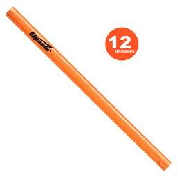 Jogo de Lápis de Carpinteiro 180mm com 12 Unidades
