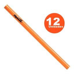 Jogo de Lápis de Carpinteiro 250mm com 12 Peças