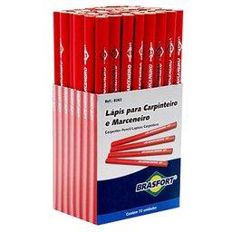 Jogo de Lápis para Carpinteiro com 72 Peças
