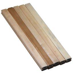Jogo de Lápis para Carpinteiro com 10 Peças