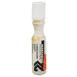 Marcador Industrial Branco Carbomark 60ml