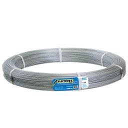 Arame para Cerca Elétrica Electro 15 ZN3 250kgf 1,83mm 0,0565 Ohm/m de 1000 Metros