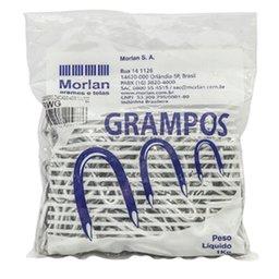 Grampo para Cercas Aroeira Polido BWG 9 x 1 Pol. 1Kg