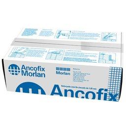 Tela Soldada Ancofix 50 x 10,50 cm para Prevenção de Fissuras com 100 Peças