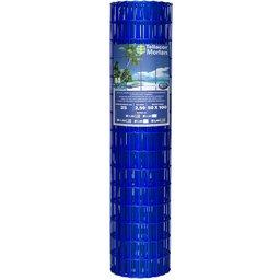 Tela de Arame Tellacor 2,00 x 25 Metros Fio 2,5mm Azul