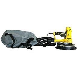 Lixadeira de Parede 225mm 850W 110V com Luz de LED e Saco de Aspiração