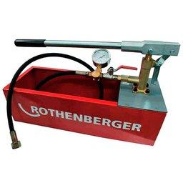 Bomba para Teste Hidrostático com 1 Válvula