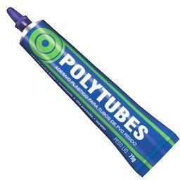 Adesivo Polytubes para Tubos de PVC 75g