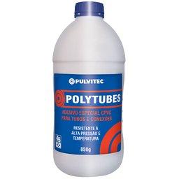 Adesivo Polytubes CPVC para Tubos e Conexões 850g