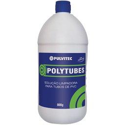 Solução Limpadora Polytubes 800g