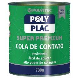 Cola de Contato Polyplac Super Premium sem Toluol 730g