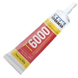 Adesivo Permanente para Artesanato T6000 60g