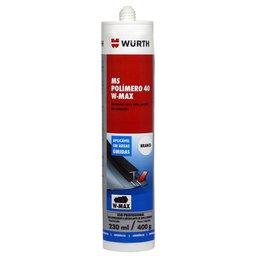 Adesivo Selante MS Polímero 40 Branco 230ml/400g