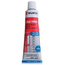Adesivo e Vedante Cola Tudo Branco 50ml/75g