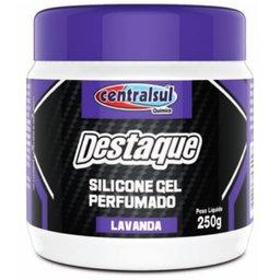 Silicone Gel Destaque Lavanda 250g