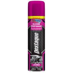 Silicone Spray Destaque Lavanda 400ml