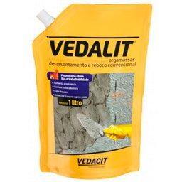 Aditivo Plastificante Vedalit Stand Up Pouche para Argamassas 1 Litro